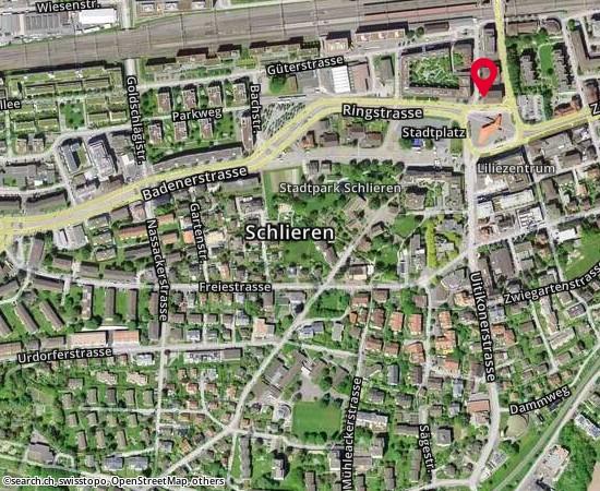 8952 Schlieren Bahnhofstrasse 2