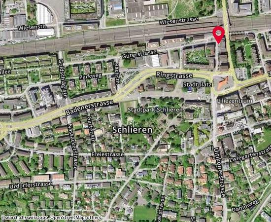 8952 Schlieren Bahnhofstrasse 6