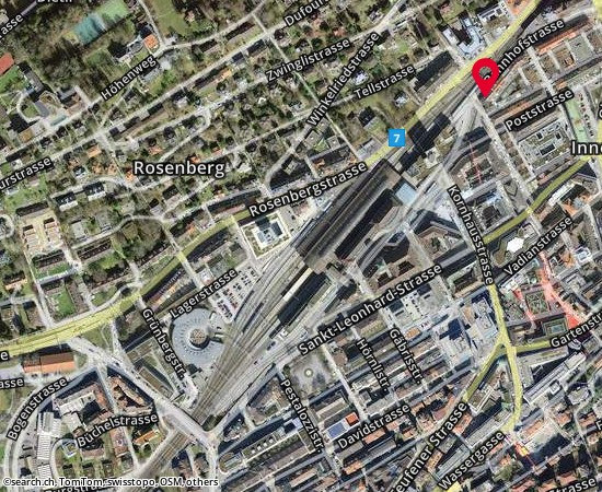 9000 St. Gallen Hintere Bahnhofstrasse 22