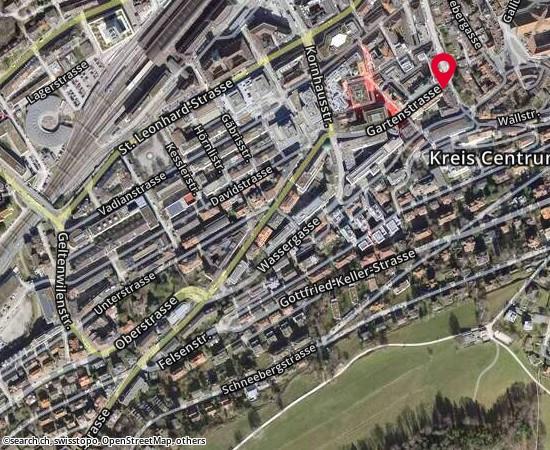 9000 St. Gallen Oberer Graben 42