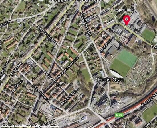 9008 St. Gallen Lukasstrasse 19