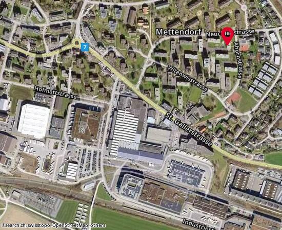 9200 Gossau SG Ahornstrasse 17