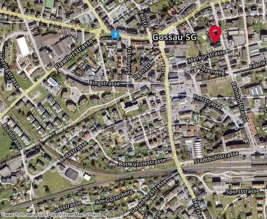 9200 Gossau Bahnhofstrasse 12