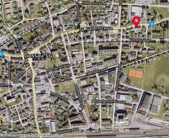 9200 Gossau St. Gallerstrasse 112