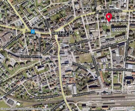 9201 Gossau Kirchstrasse 18