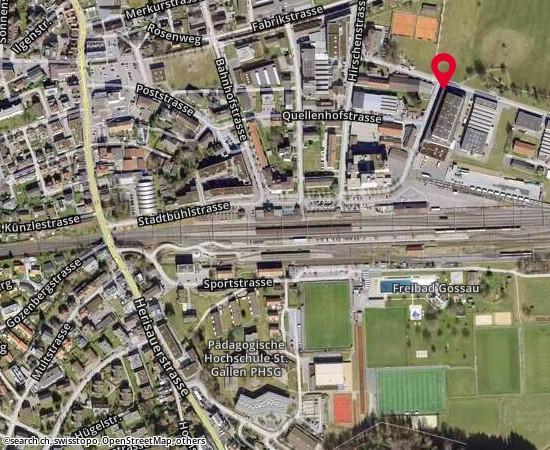 9201 Gossau Mooswiesstrasse 16