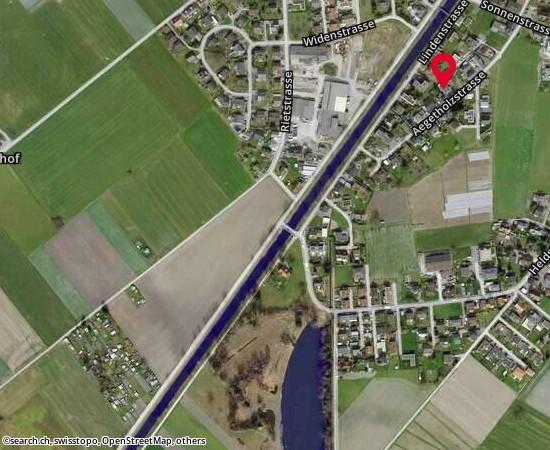 9443 Widnau Aegetholzstrasse 20a