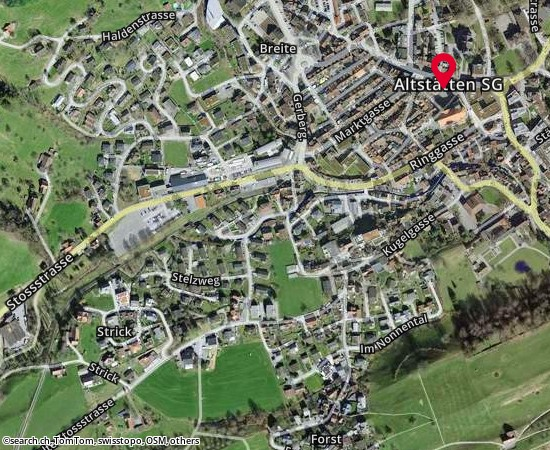 Altstätten Feldwiesentrasse 42