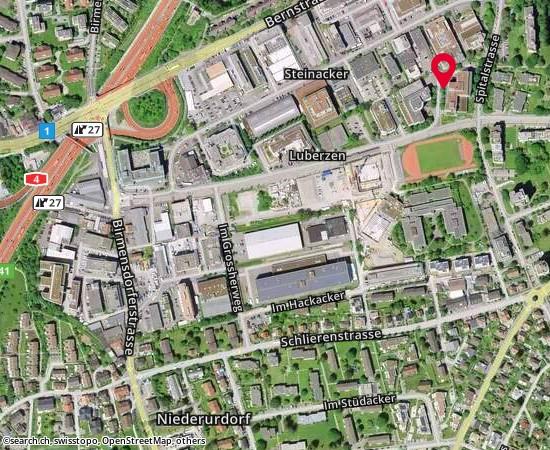 Gemeinde Weiningen In der Luberzen 42