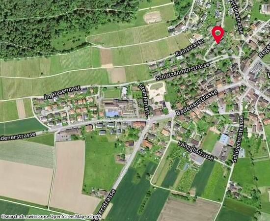 Gemeinde Weiningen Rainstrasse 8