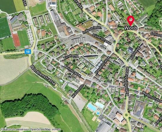 Gemeinde Worb Lindenhofstrasse 8