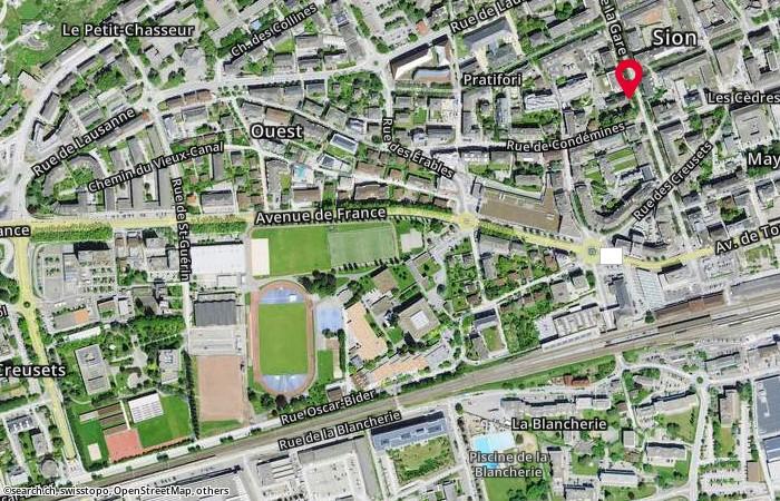 1950 Sion Avenue de la Gare 21