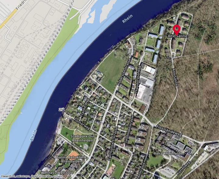 4310 Rheinfelden AEH Alte Saline 18 - 26