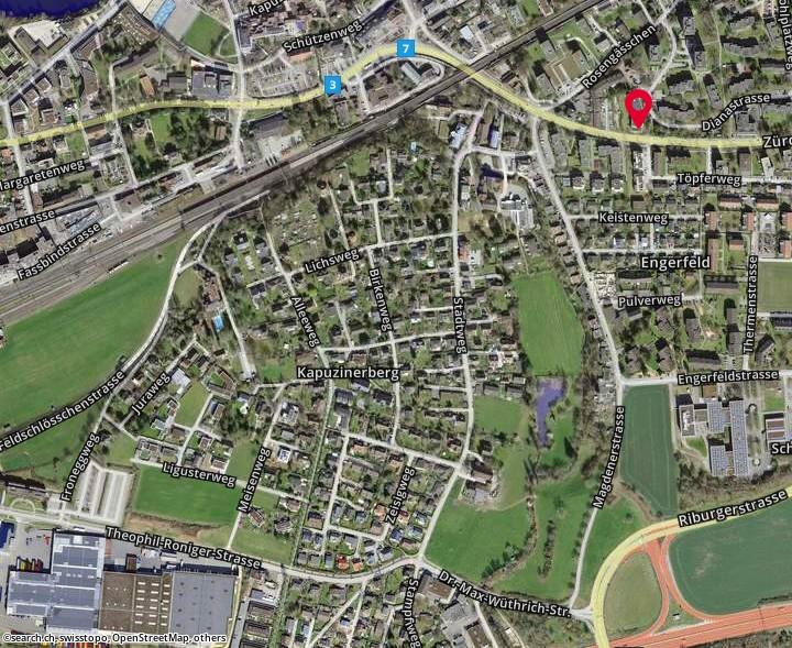 4310 Rheinfelden Dianastr. 16