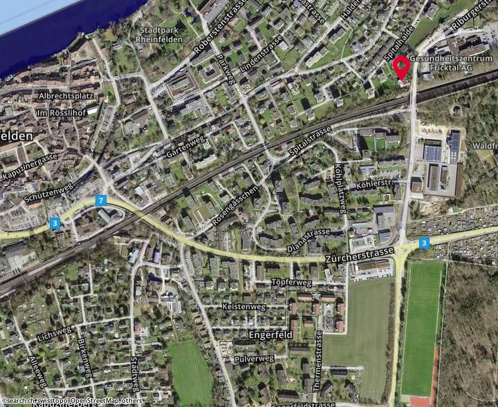 4310 Rheinfelden Lilienweg 4