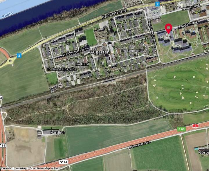 4310 Rheinfelden Pappelnweg 38a