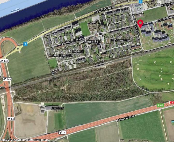 4310 Rheinfelden Pappelnweg 42a