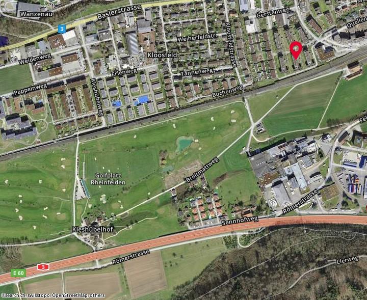 4310 Rheinfelden Quellenstrasse 39c