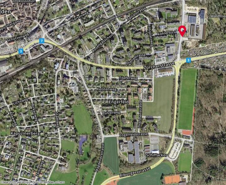 4310 Rheinfelden Riburgerstrasse 4