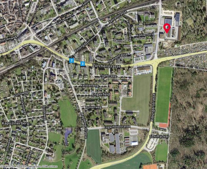 4310 Rheinfelden Riburgerstrasse 6