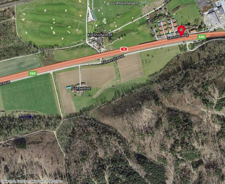 4310 Rheinfelden Sennhofweg