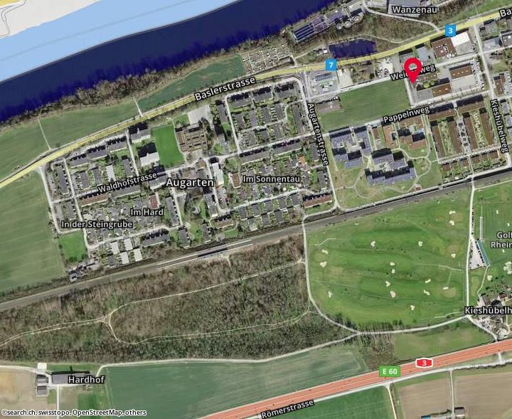 4310 Rheinfelden Weidenweg 17