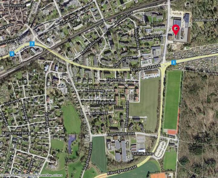 Gemeinde Rheinfelden Riburgerstrasse 6