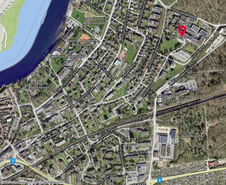 Gemeinde Rheinfelden Salinenstrasse 98