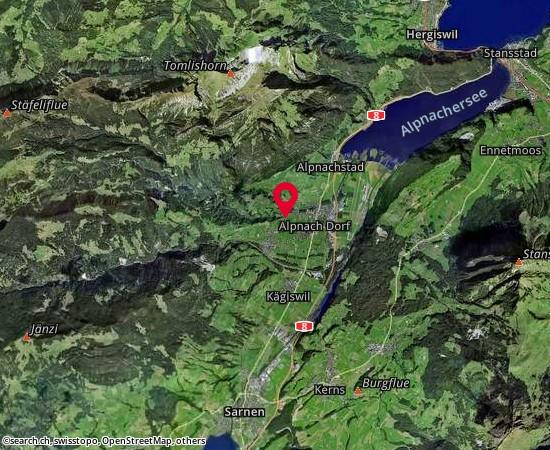 6055 Alpnach Dorf Gruebengasse 6