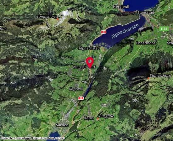 6055 Alpnach Dorf Industriestrasse 23