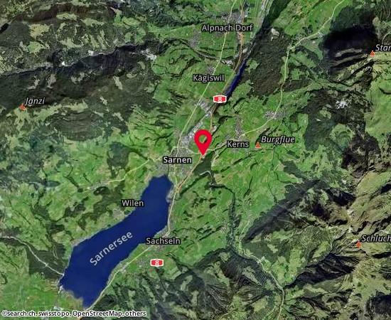 6061 Sarnen Werkhof Foribach