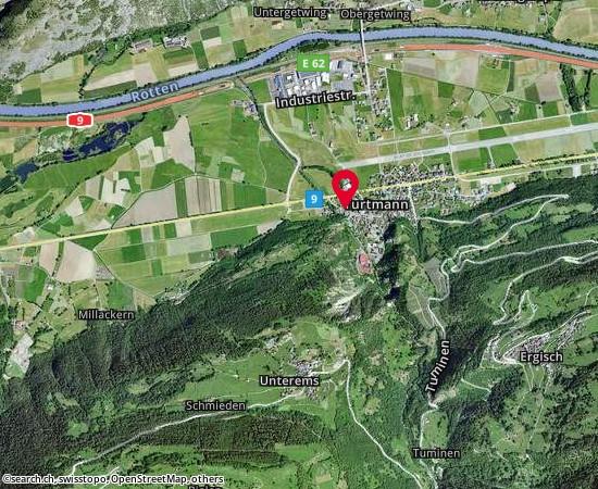 3946 Turtmann Gommerstrasse 16A