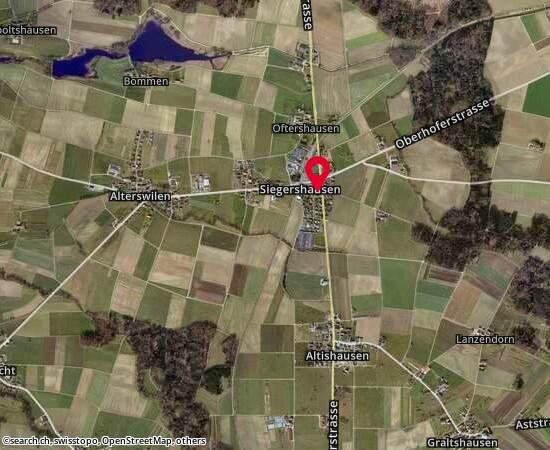 8573 Siegershausen Hofackerstrasse 1