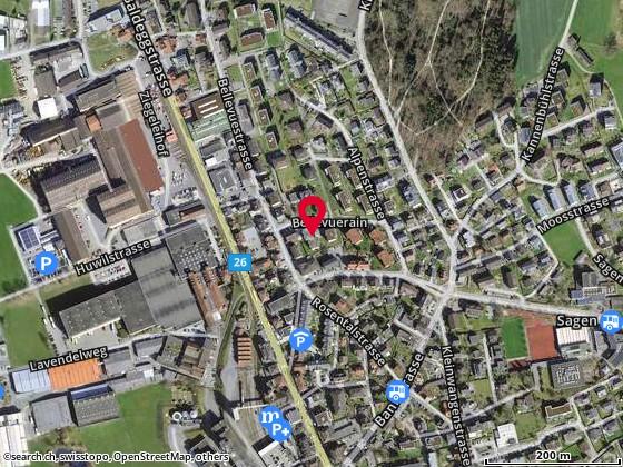 Bellevuerain 2, 6280 Hochdorf
