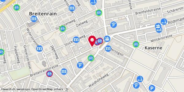 Breitenraiplatz 42, Bern