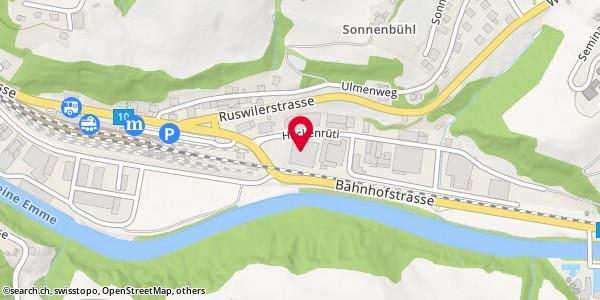 6110 Wolhusen , Hackenrüti 2