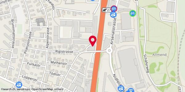 Arsenalstrasse 24, Kriens