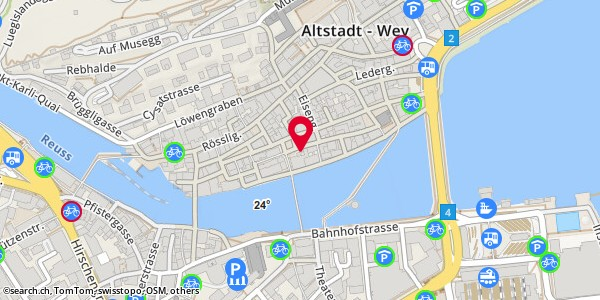 Furrengasse 23, Luzern