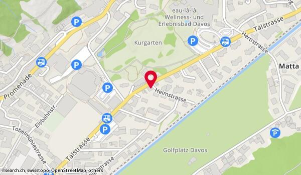 Talstrasse 34A, Davos Platz