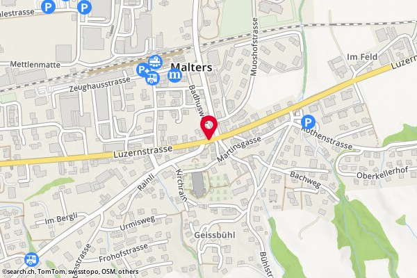 Luzernstrasse 63, Malters