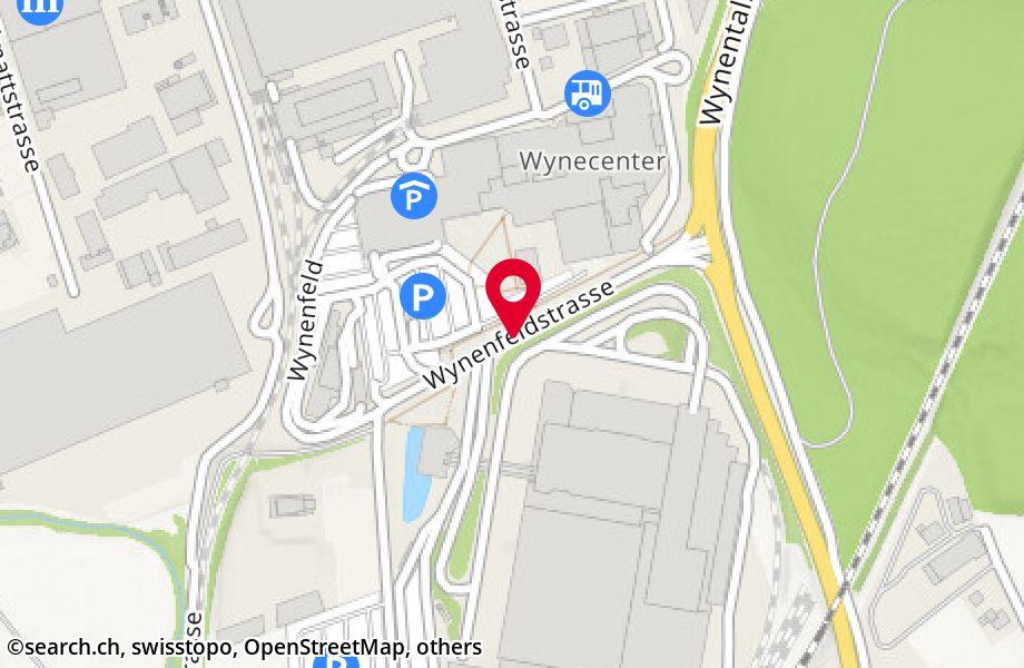Wynenfeldstrasse,5034 Suhr