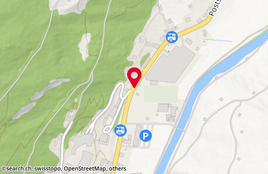Poststrasse,7132 Vals