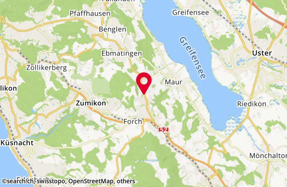 Aeschstrasse 991,8127 Forch