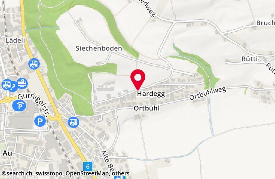 Hardeggweg,3612 Steffisburg