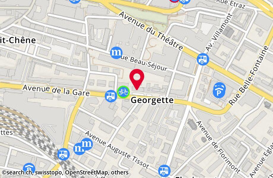 avenue de la Gare 10,1003 Lausanne
