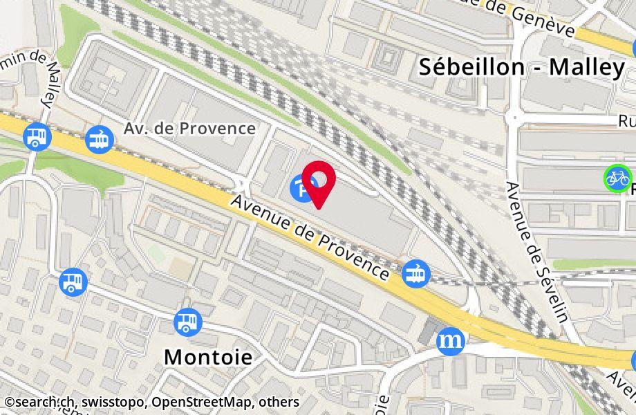 avenue de Provence 2,1007 Lausanne