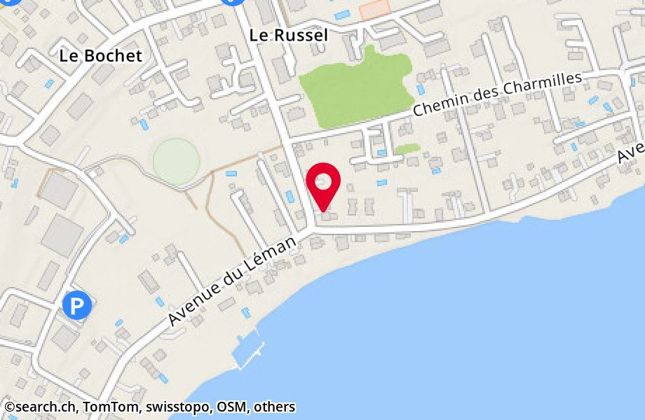 chemin du Russel 23,1025 St-Sulpice