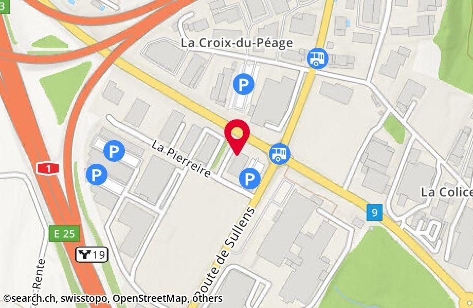 la Pierreire 2,1029 Villars-Ste-Croix