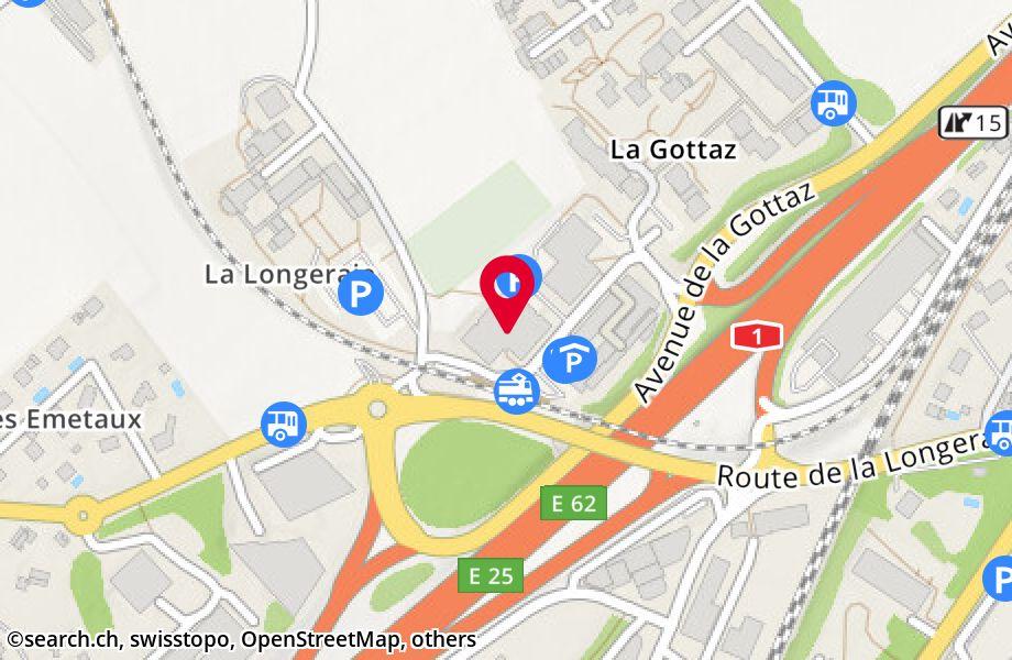 avenue de la Gottaz 36,1110 Morges