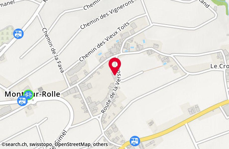 route de la Versoix 19,1185 Mont-sur-Rolle